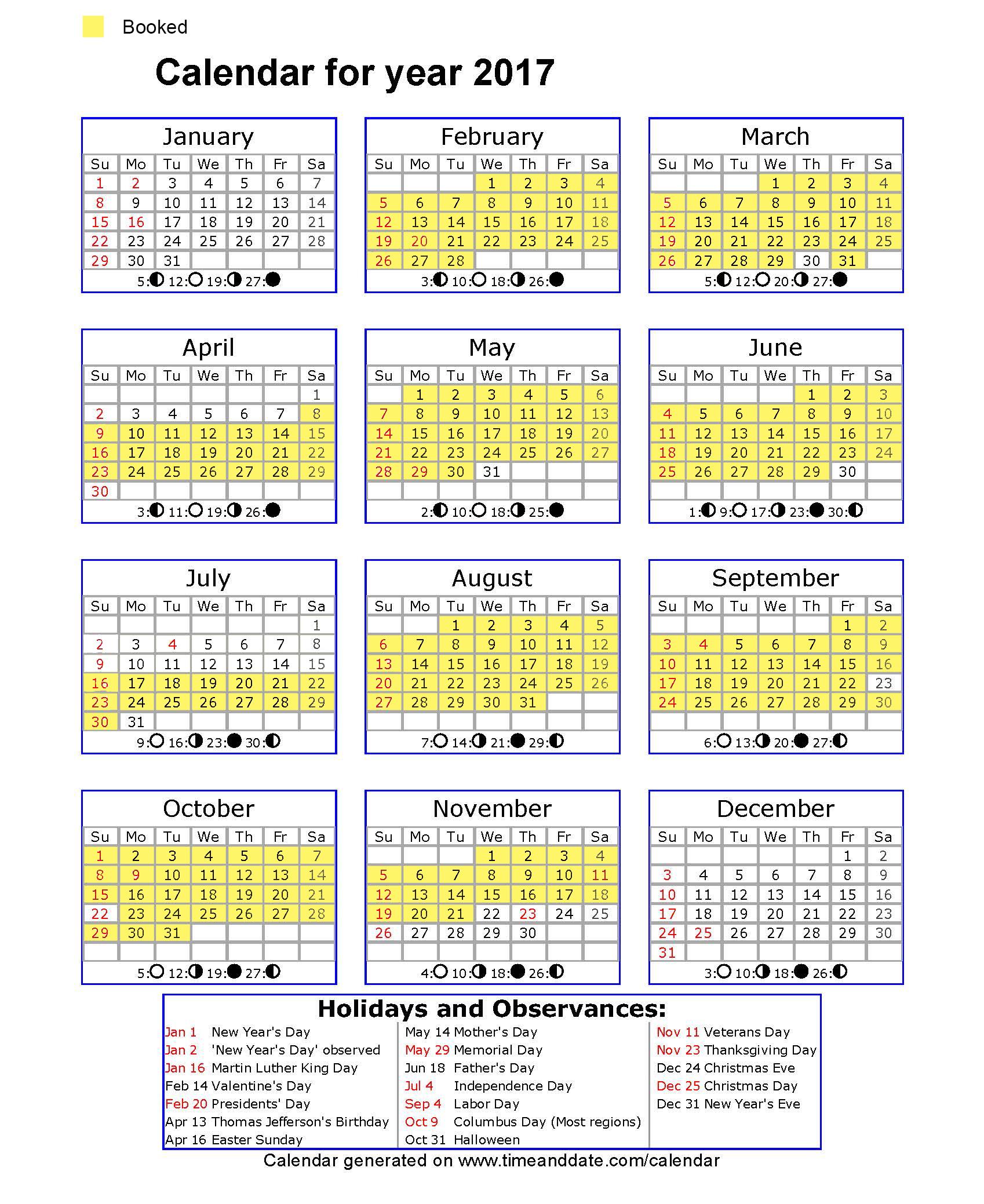 U s calendar fieldstation u s calendar publicscrutiny Image collections