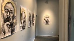 July 2-16, '18 RANNIELLO, ALEXANDER Wethersfield, CT http://alexandercalifornia.artstorefronts.com